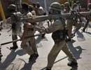 Kashmir under curfew again; Centre summons CM