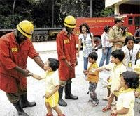 Safety within child's reach