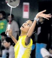 Prannoy too good for Ajay in round one