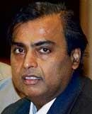 UN names Mukesh to MDG Group