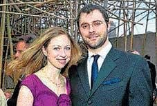State secret: Chelsea Clinton's wedding plans