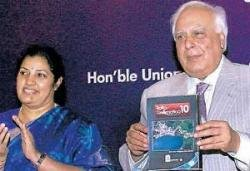 Sibal bats for students' creative instincts