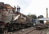 Train services restored after accident at Sainthia