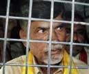 M'rashtra govt drops charges against Naidu, packs him off to Hyderabad