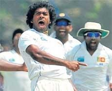 India need to douse Malinga fire