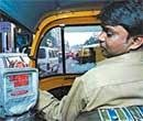 Auto fare to go up from Aug 1