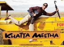 'Khatta Meetha', a satirical swipe at corruption