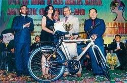 Vaishnavi wins Abacus championship
