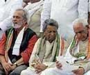 Intelligentsia support Congress cause