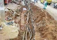 Cable damage: BSNL seeks compensation from CMC