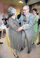 Man, 97, marries 87-year-old