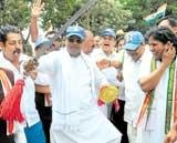 Padayatris set their sights  on next polls