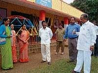 ZP to release 4.5 lakh to Ashrama school