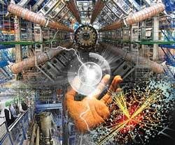Teams of physicists closing in on the 'God particle'
