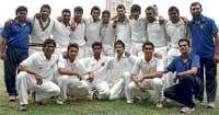 President's XI crowned champs