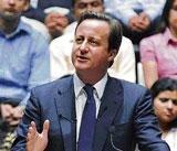 UK seeks special ties with India