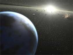 Massive asteroid may hit Earth on Sep 24, 2182