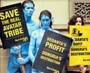London demonstrators disrupt Vedanta meeting
