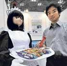 Robots that can chat, play and help find lost specs