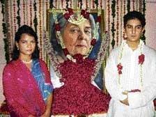 Family feud shadows prayer meet for Rajmata