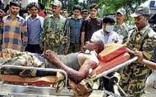 Assam blast kills 5 CRPF men
