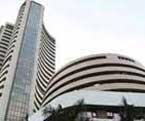 Sensex ends 124 points down; ONGC, Hero Honda fall