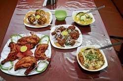 The real taste of biryani