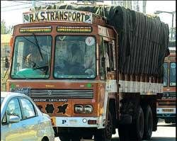 Truckers to off roads as strike begins midnight
