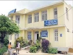 Sir MV's house to get a new look