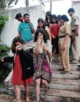 Police raid rave party in Pune