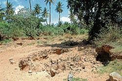Illegal sand lifting goes unabated in Ch'nagar