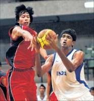 Nepal give tough fight to rusty Indians
