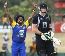 New Zealand set 193-run target for Sri Lanka