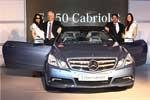 Mercedes Benz launches new E-Class at Rs 64.5 lakh