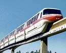 Proposal for Monorail  project okayed