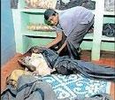 Mystery shrouds beggars' death