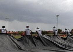 Rain has final say in Lanka-NZ encounter
