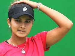 Sania Mirza to lead women's tennis team at CWG