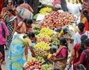 City beckons goddess Lakshmi