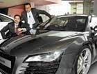 Audi opens upgraded showroom