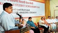 135 students get scholarships worth Rs 40.5 lakh