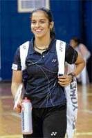 Confident Saina to take on the best at World C'ship in Paris