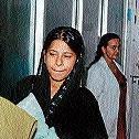 Bangla lady convict nabbed