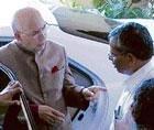 Bhardwaj at his graceless best