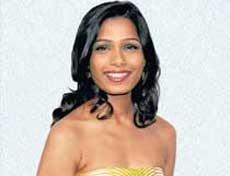 I don't think I fit in Bollywood: Freida Pinto