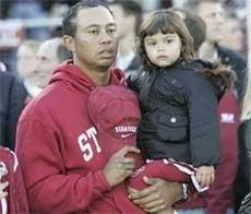 Scandal-hit Tiger Woods, wife Elin officially split