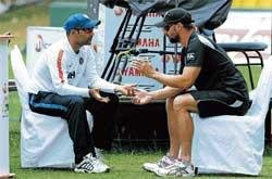 Dhoni backing for Jadeja, Rohit