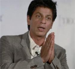 All is well between me and Farah, says SRK