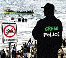 Green police to ensure clean tourism