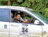 Amul-Mustafa win Nestor Rally